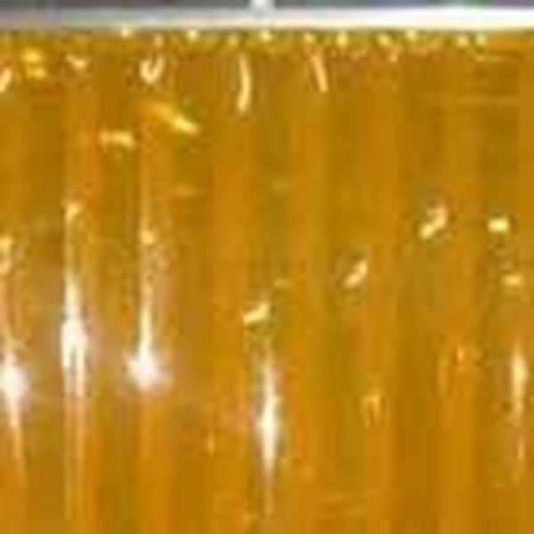 pvc curtain yellow -2