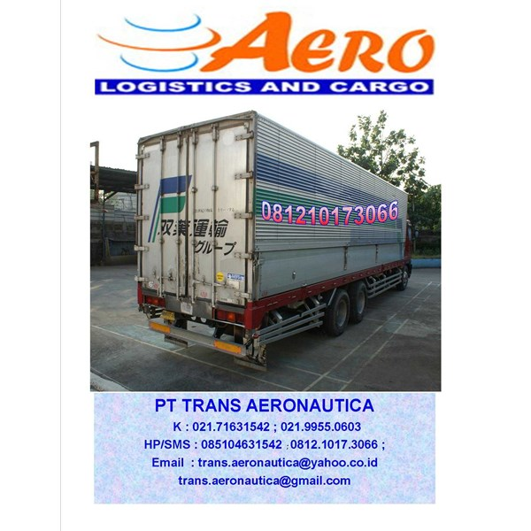 sewa truk wing box-1