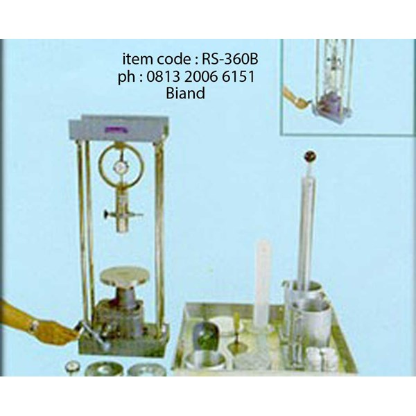 jual alat laboratory cbr test set