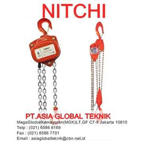 nitchi rotary join,chain host,pt.asia global teknik
