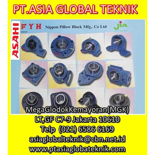asahi fyh ,rod & bearing.pt.asia global teknik