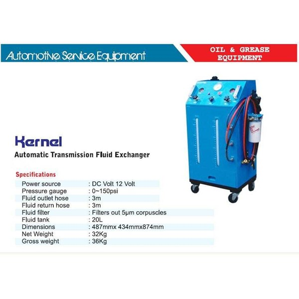 atf (automatic transmision fluid) exchanger-kernel