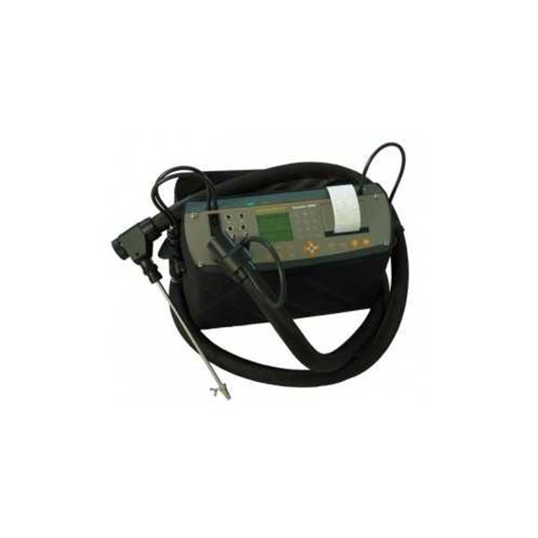 portable flue gas analyzer || flue gas analyzer