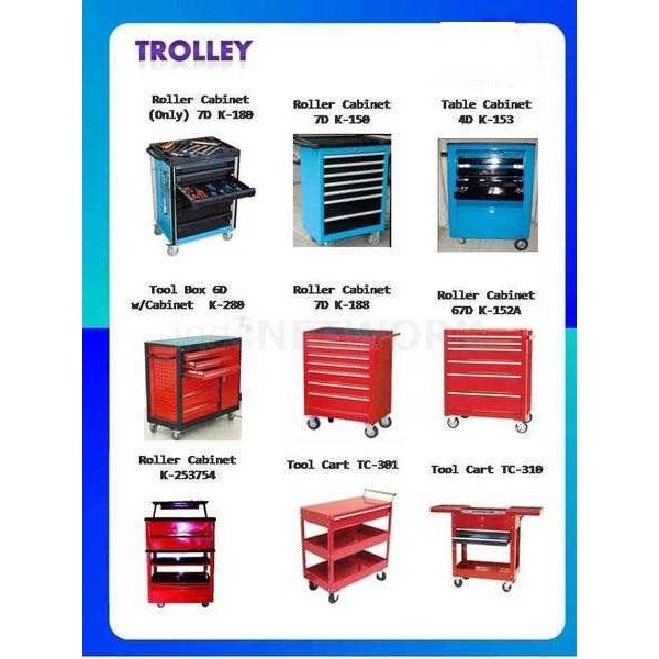 tools trolley cabinet-2