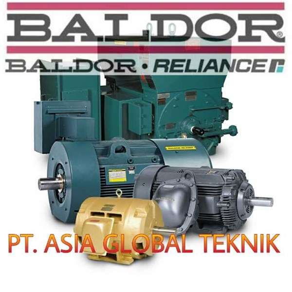 electric motor baldor, baldor .pt asia global teknik