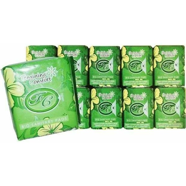 pembalut herbal bio sanitary pad avail night use-1