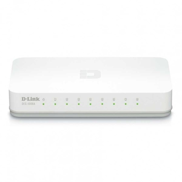 distributor d-link switch & router