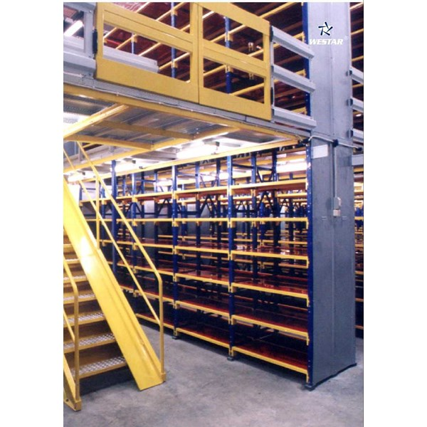 sistem rak bertingkat (multitier rack)-2
