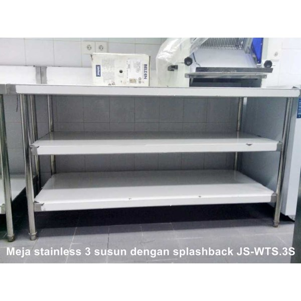stainless work table-1
