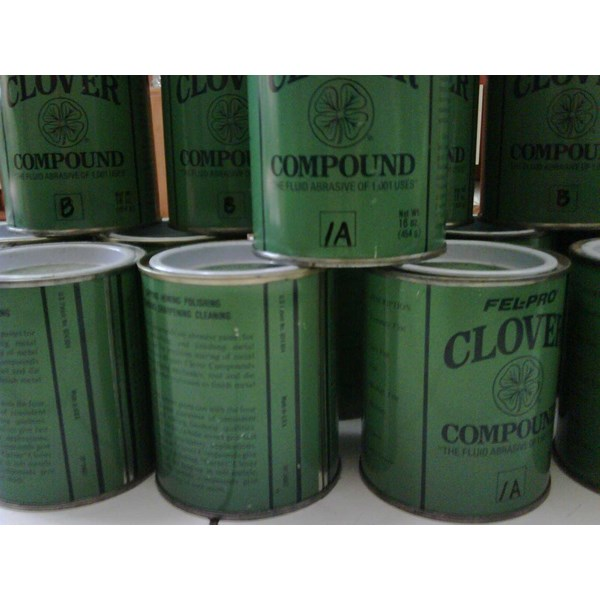 lapping compound clover felpro-2