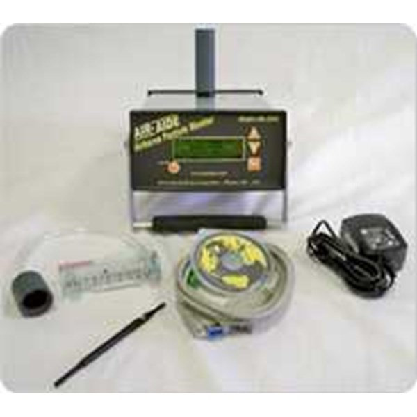 aa-3500 airborne particulate monitor