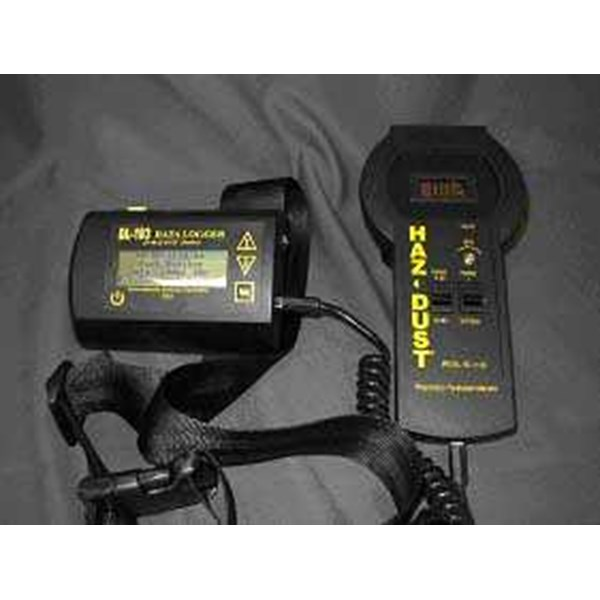 hd-1100 real time dust monitor