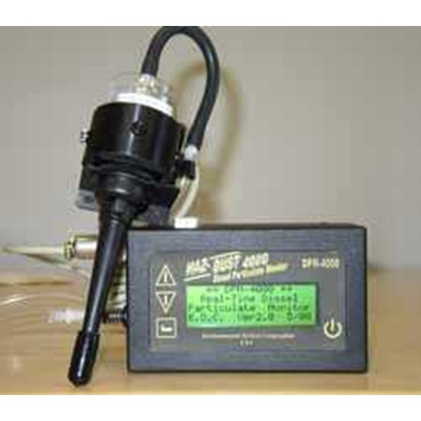 dpm-4000 real-time diesel particulate monitor