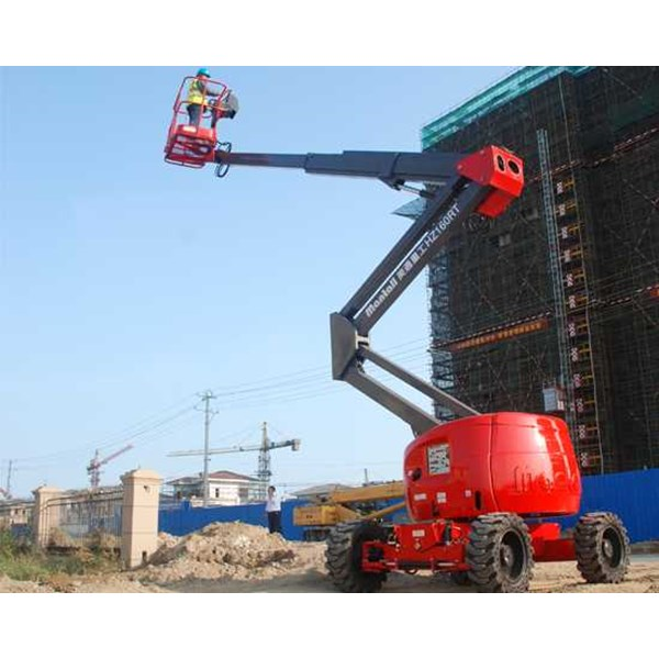 boom lift mantall hz200j-rt