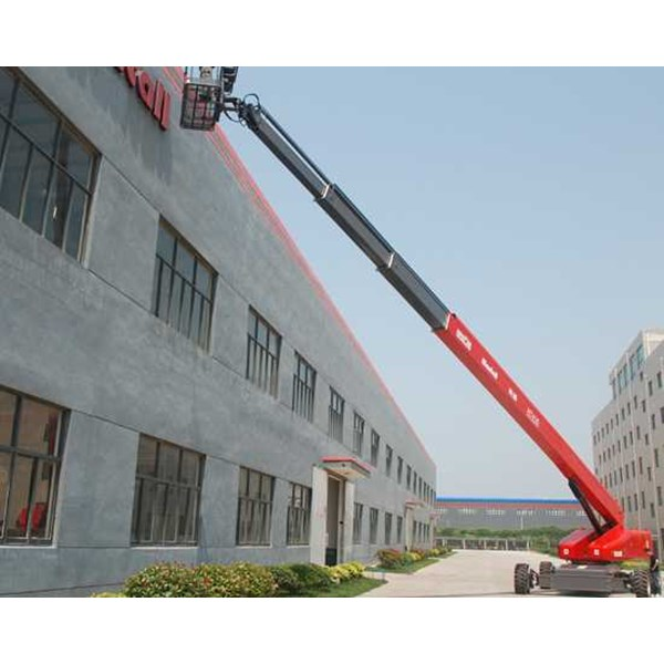 telescopic booms 35m mantall ht350j baru murah