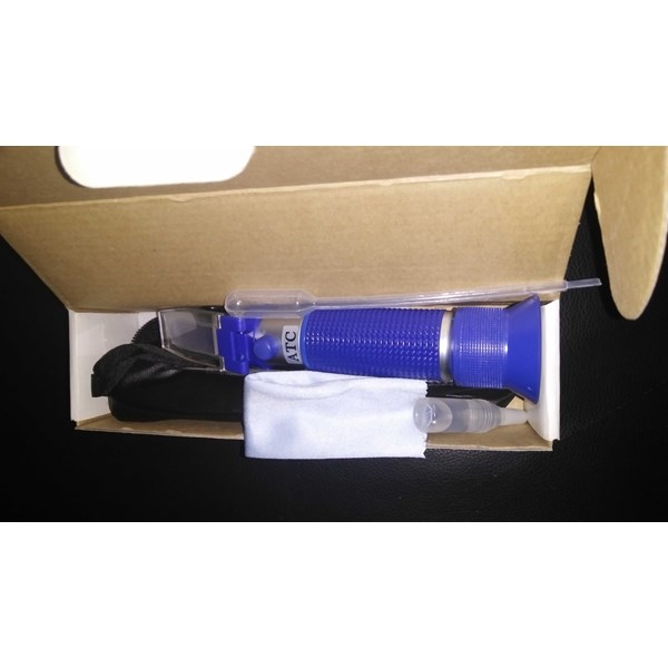 refractometer atc to brix made in germany