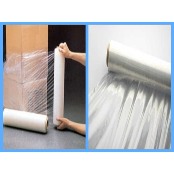 stretch film, plastic wrapping-1