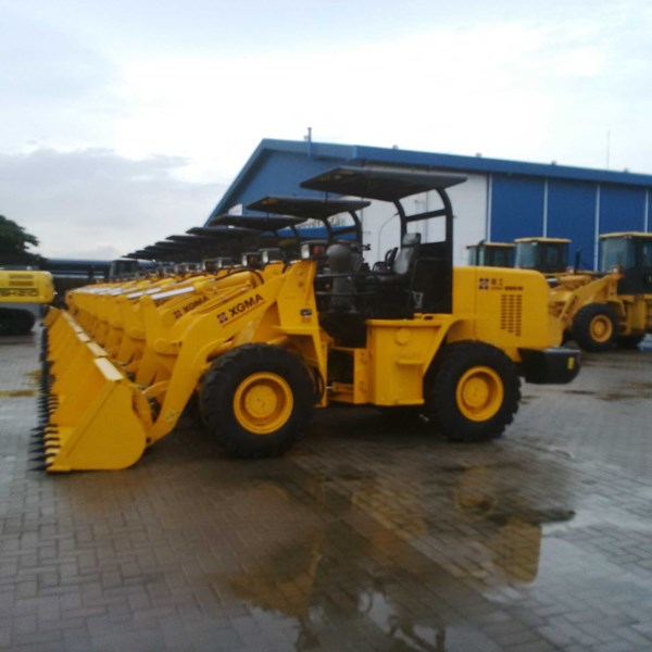 jual wheel loader xgma xg918, xg935, xg955