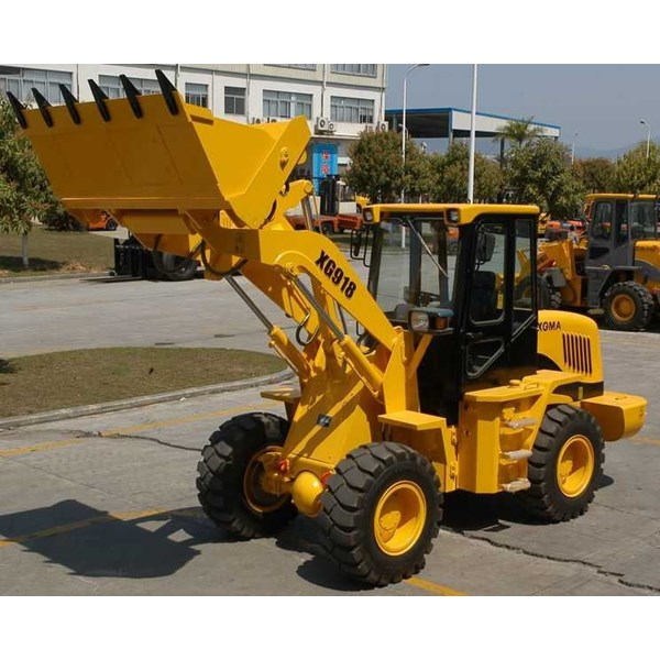 jual wheel loader xgma