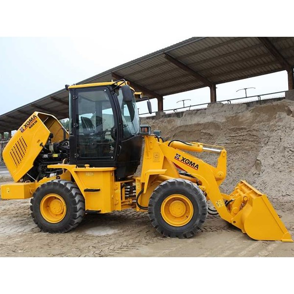jual wheel loader xgma-1