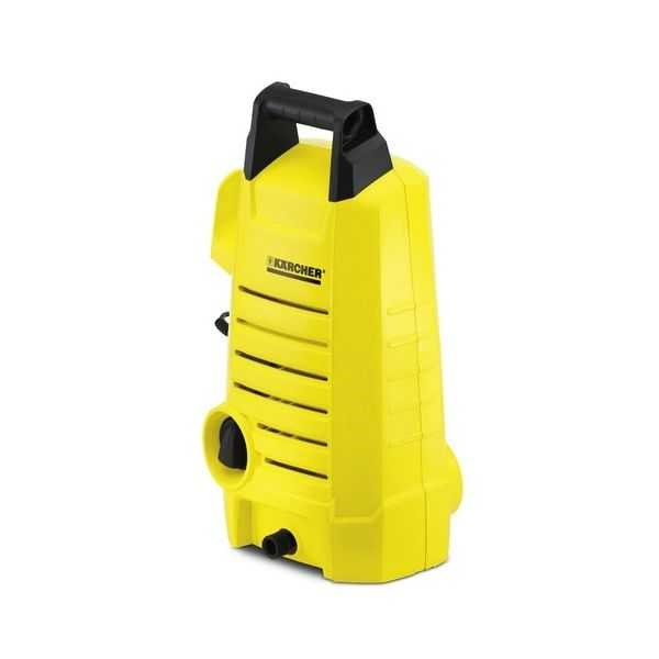 high pressure washer k & hds-1