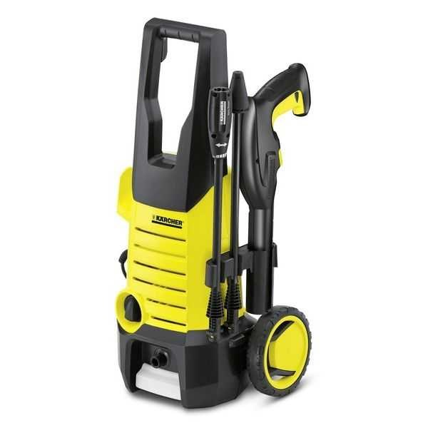 high pressure washer k & hds-2