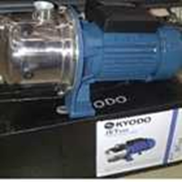 pompa centrifugal stainless steel kyodo jet s60