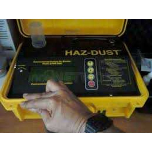 real time particulated air monitor haz - dust epam 5000