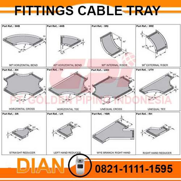 cable tray, ladder, cable duct, wiremesh-5