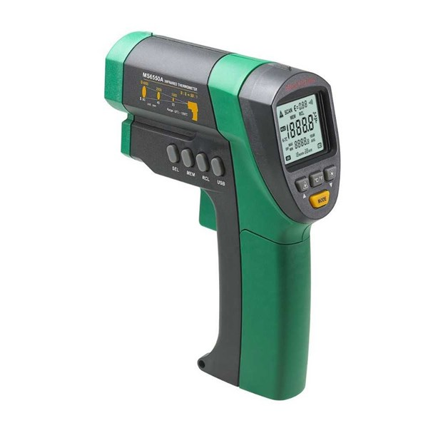 jual alat ukur mastech ms6550a infrared thermometer