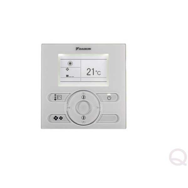 daikin brc2e52c wired simplified remote controller