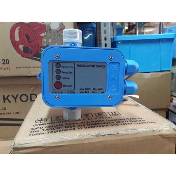 pressure switch omron