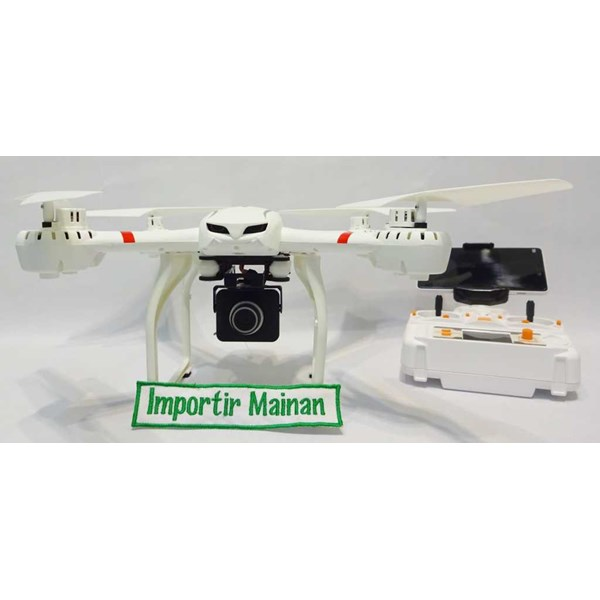 mjx x101 + camera c4008 fpv hd real time/rc drone 2,4ghz 6axis-3