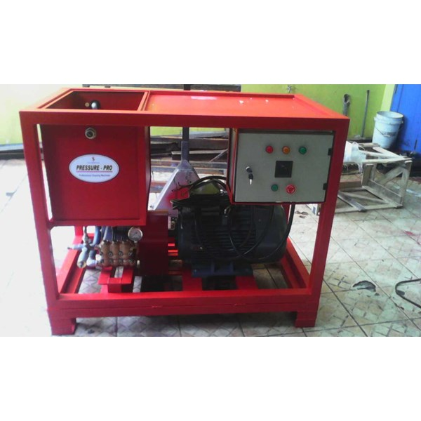 pompa hydrotest 500 bar - equipment hydrotest with piston pump-1