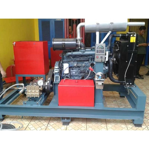 pompa hydrotest pressure 500 bar - piston pumps for leakage test-3