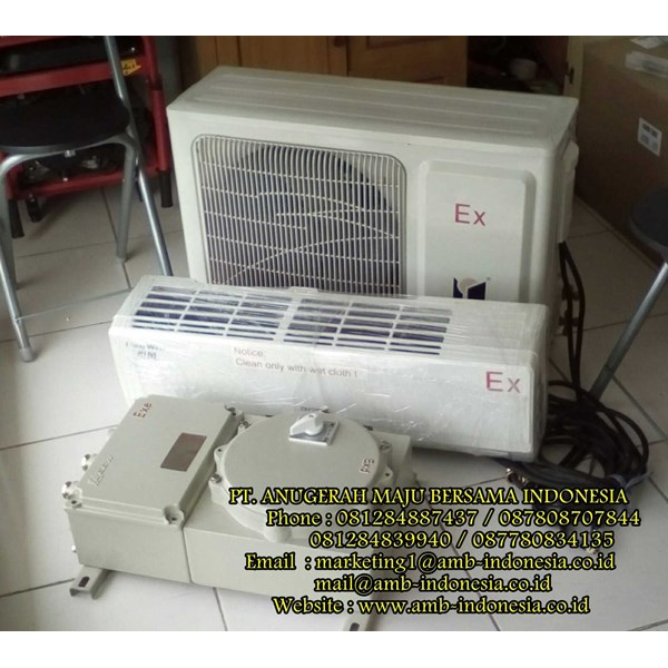 air conditioner explosion proof hrlm bkfr - helon ac split -1