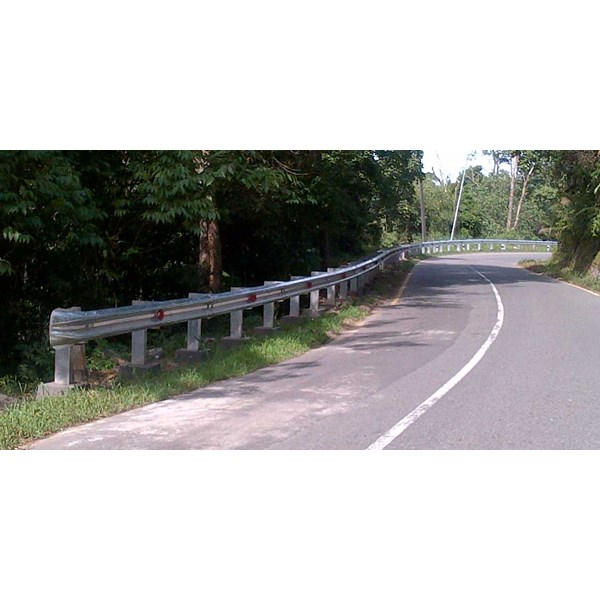 guardrail jalan type b-7