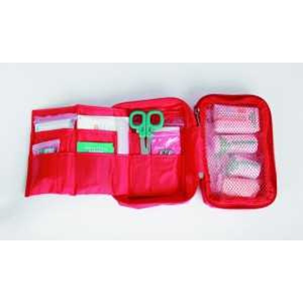 protector first aid kit - home and travel (basic 'c' compliant)