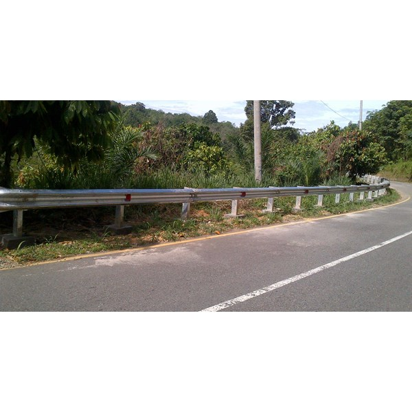 guardrail jalan type b-4