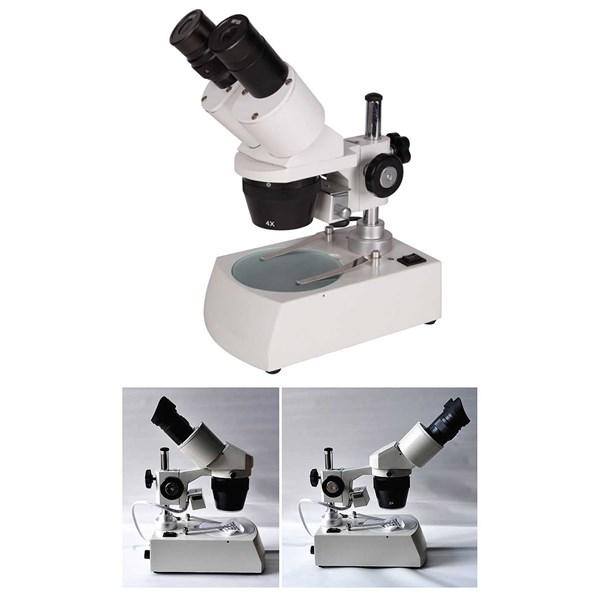 xt-3c optical 40x adjustable stereo microscope