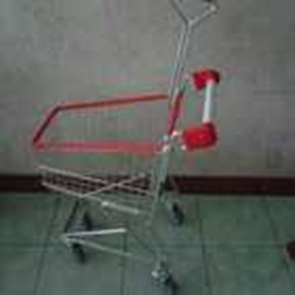 trolley belanja supermarket 22 lt