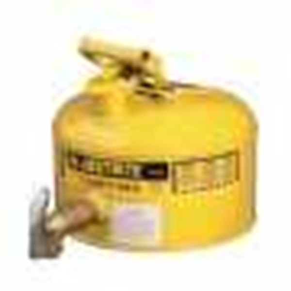 justrite safety dispensing cans red & yellow-1