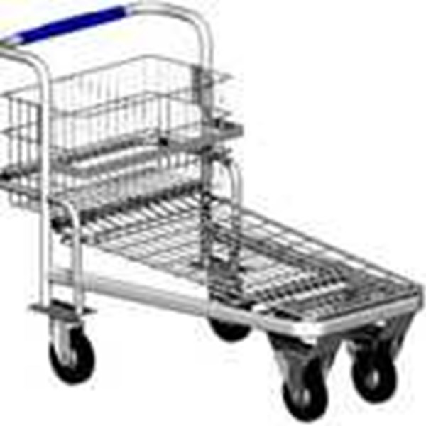 jual trolley mx | trolley mx | trolley belanja | troli murah | troli-1