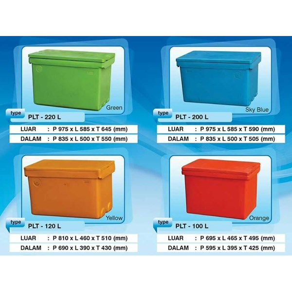plasto coolbox - cool box - cooler box-1