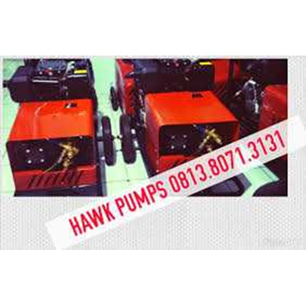 200 bar - 15 lt/m high pressure water jet pump hawk-1