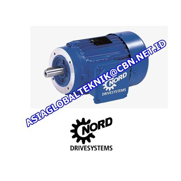 nord - helical gear motor-1