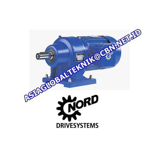 nord - helical gear motor-2