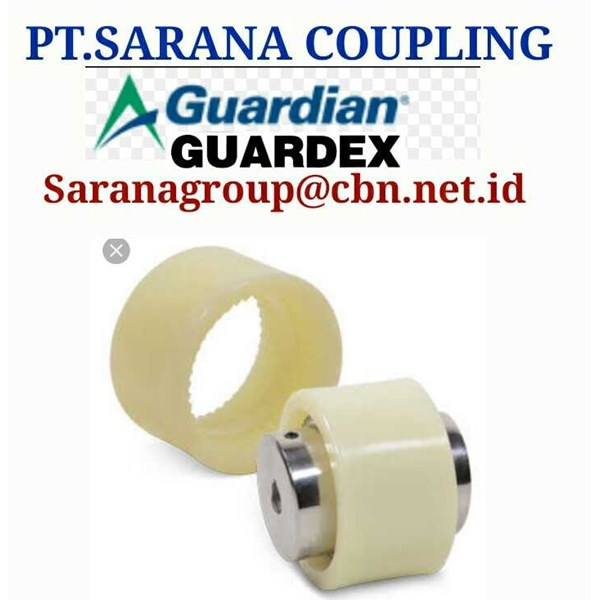 spidex guardian nylon coupling guardex