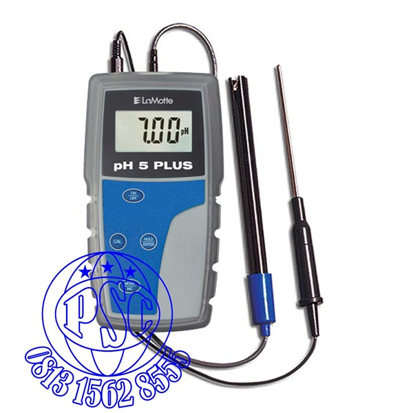 ph meter plus direct 2 lamotte -1
