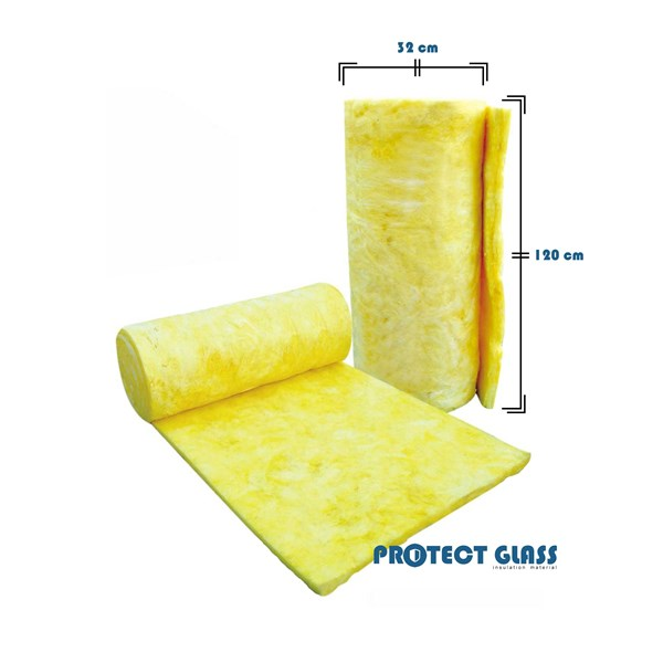 protect glass, glasswool insulation (pg1650)-1